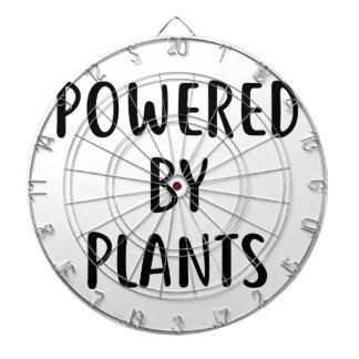 Powered By Plants Dartboard
