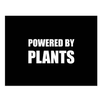 Powered By Plants Postcard