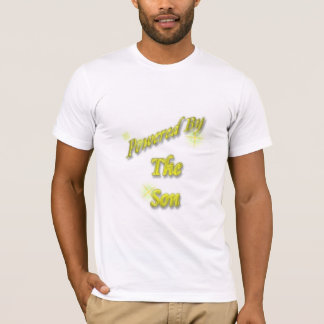 Powered by the Son t-shirt