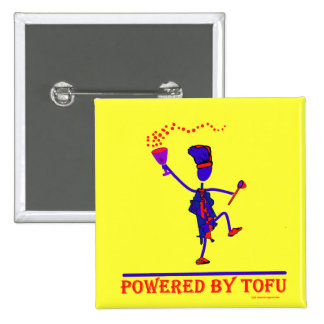 Powered By Tofu Pins