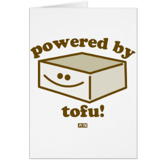 Powered By Tofu Card
