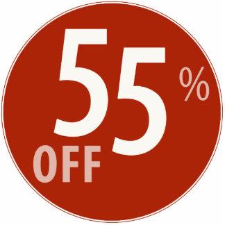 Powerful 55% OFF SALE Sign - Ornament Photo Sculpture Ornament