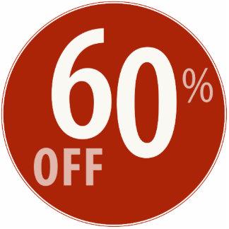 Powerful 60% OFF SALE Sign - Ornament Photo Sculpture Ornament