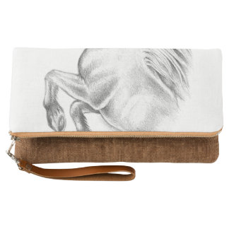 Powerful Andalusian Horse Clutch
