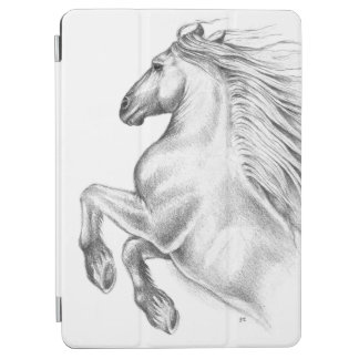 Powerful Andalusian Horse iPad Air Cover