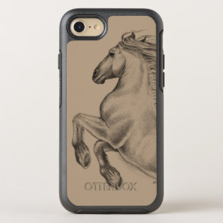 Powerful Andalusian Horse OtterBox Symmetry iPhone 8/7 Case