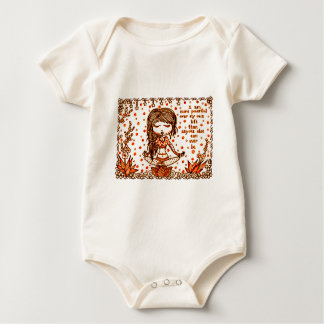 Powerful Baby Bodysuit