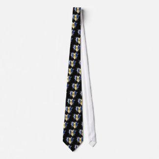 Powerful Barbados Tie