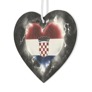 Powerful Croatia Car Air Freshener