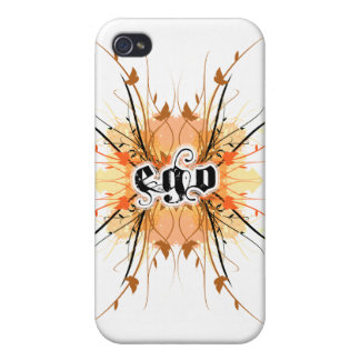 Powerful Ego Cover For iPhone 4