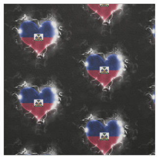 Powerful Haiti Fabric