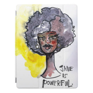 Powerful Jane iPad Pro Cover
