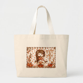 Powerful Large Tote Bag