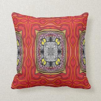 Powerful Ornament Throw Pillow