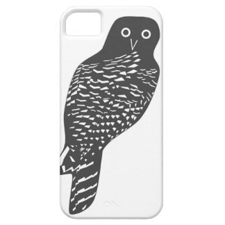 Powerful owl phone case