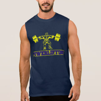 Powerlifting Sleeveless Shirt
