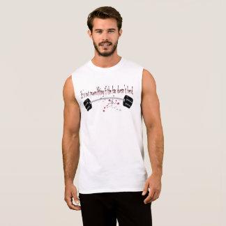 Powerlifting Sleeveless T-Shirt