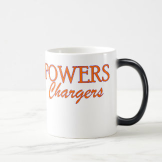 Powers Chargers Coffee Mug w. Fight Song