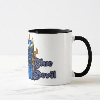 Powers of Atlantis Blue Devil mug