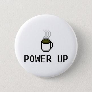 powerup 2 inch round button