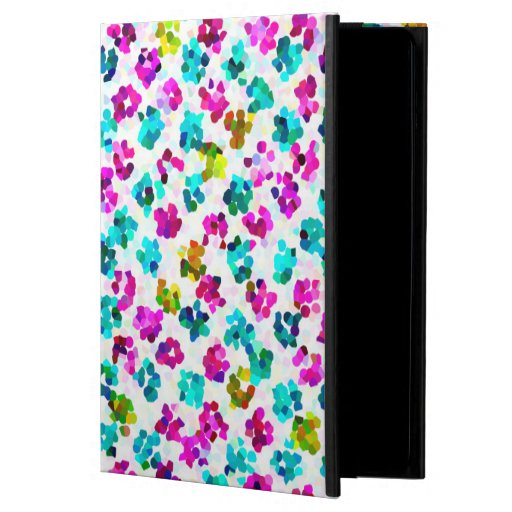 Powis iCase iPad Air Case Abstract Floral Spots