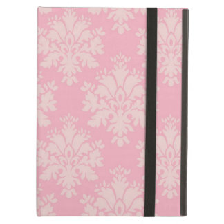 Powis iPad case with kickstand Damask Pattern