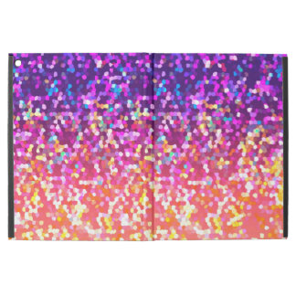 Powis iPad Pro Case Glitter Graphic