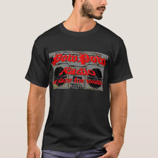 PowPow Radio Supports Troops T-Shirt