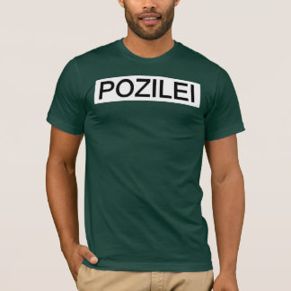 POZILEI GREEN T-Shirt