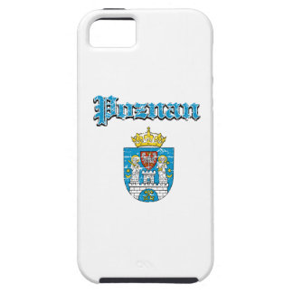 POZNAN design Case For The iPhone 5