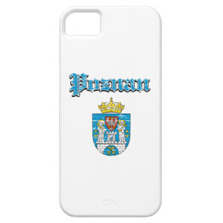 POZNAN design iPhone 5 Case