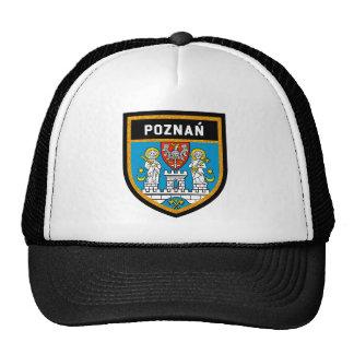 Poznań Flag Trucker Hat