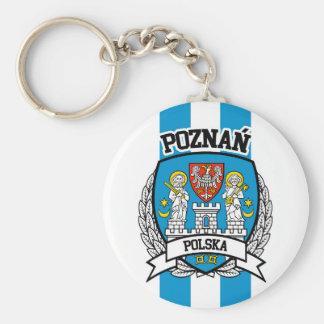 Poznań Keychain