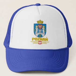 Poznan Trucker Hat