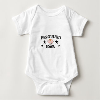 pp iowa baby bodysuit