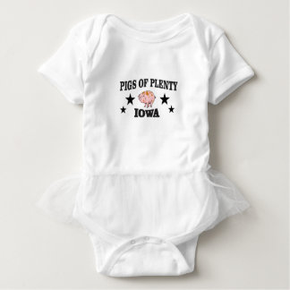 pp iowa baby bodysuit
