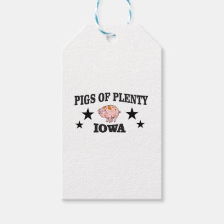 pp iowa gift tags