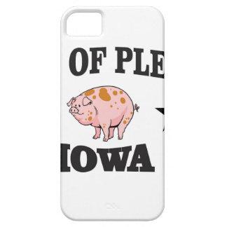 pp iowa iPhone 5 case