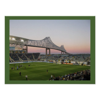 PPL Park Home of the Philadelphia Union Poster