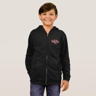 PR696 Black hoodie