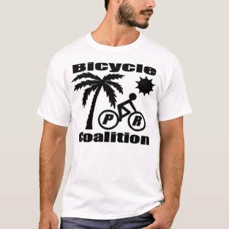 PR Bicycle Coalition Logo Tee