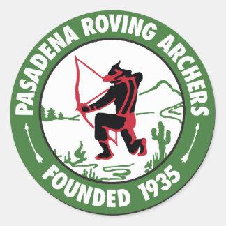 PRA Logo - Sticker