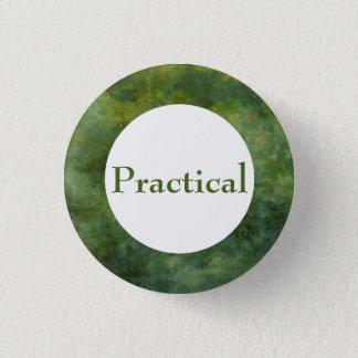 Practical 1 Inch Round Button