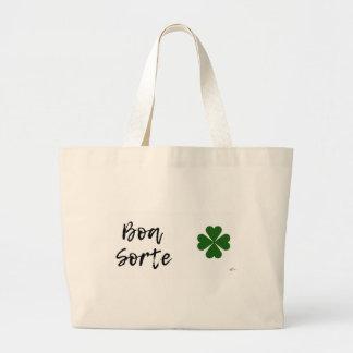 Practical bag - Good Luck