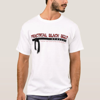 Practical Black Belt T-Shirt