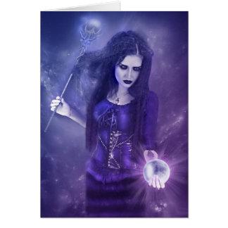 Practical Magic Card