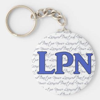 Practical Nurse keychain