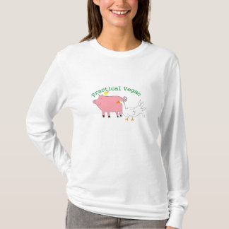 Practical Vegan - T-Shirt