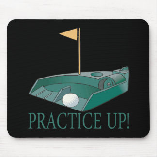 Practice Up Mouse Pad