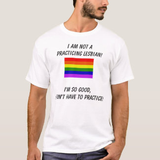 Practicing T-Shirt